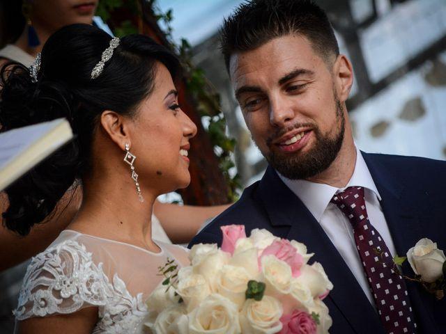 El matrimonio de Mathias y Yurani en Cali, Valle del Cauca 26