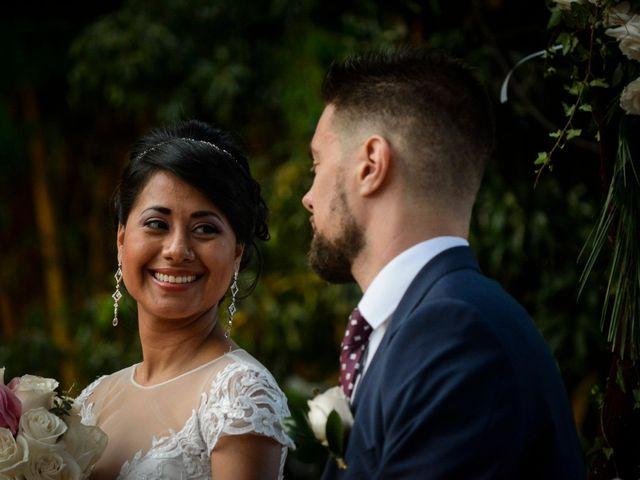 El matrimonio de Mathias y Yurani en Cali, Valle del Cauca 29