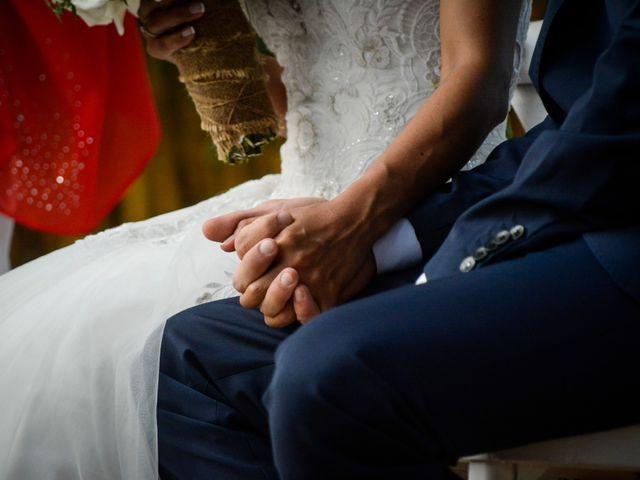 El matrimonio de Mathias y Yurani en Cali, Valle del Cauca 30