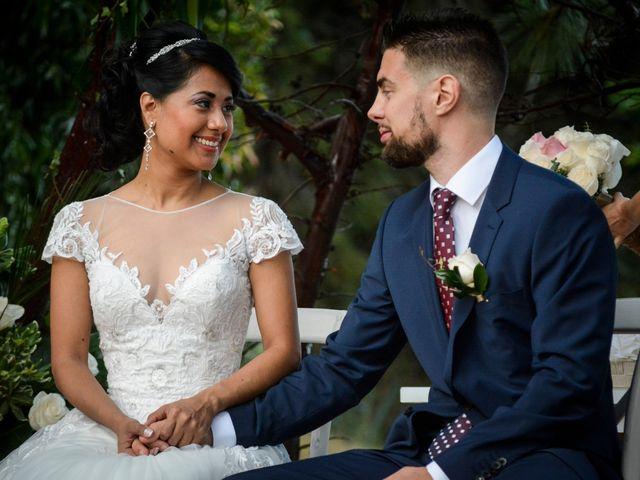 El matrimonio de Mathias y Yurani en Cali, Valle del Cauca 31