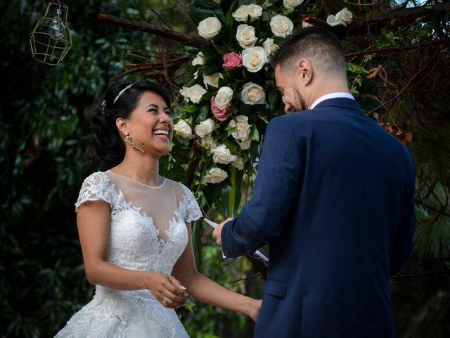 El matrimonio de Mathias y Yurani en Cali, Valle del Cauca 32