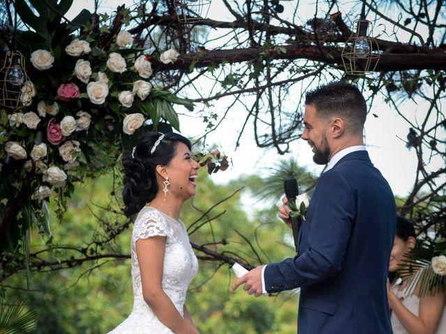 El matrimonio de Mathias y Yurani en Cali, Valle del Cauca 33