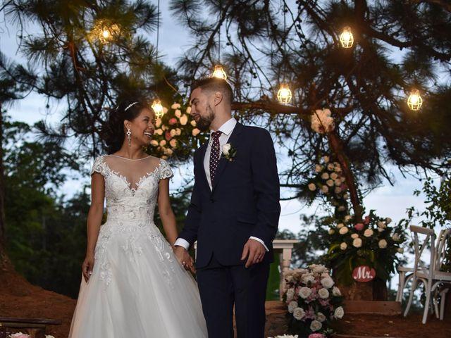 El matrimonio de Mathias y Yurani en Cali, Valle del Cauca 60