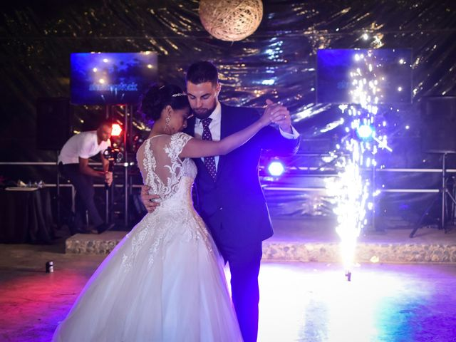 El matrimonio de Mathias y Yurani en Cali, Valle del Cauca 70