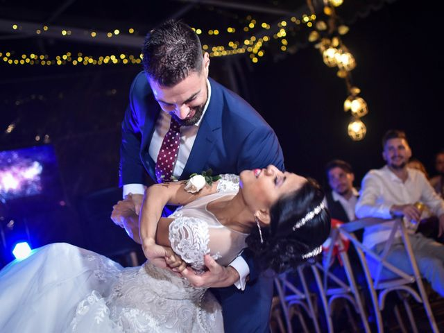 El matrimonio de Mathias y Yurani en Cali, Valle del Cauca 72