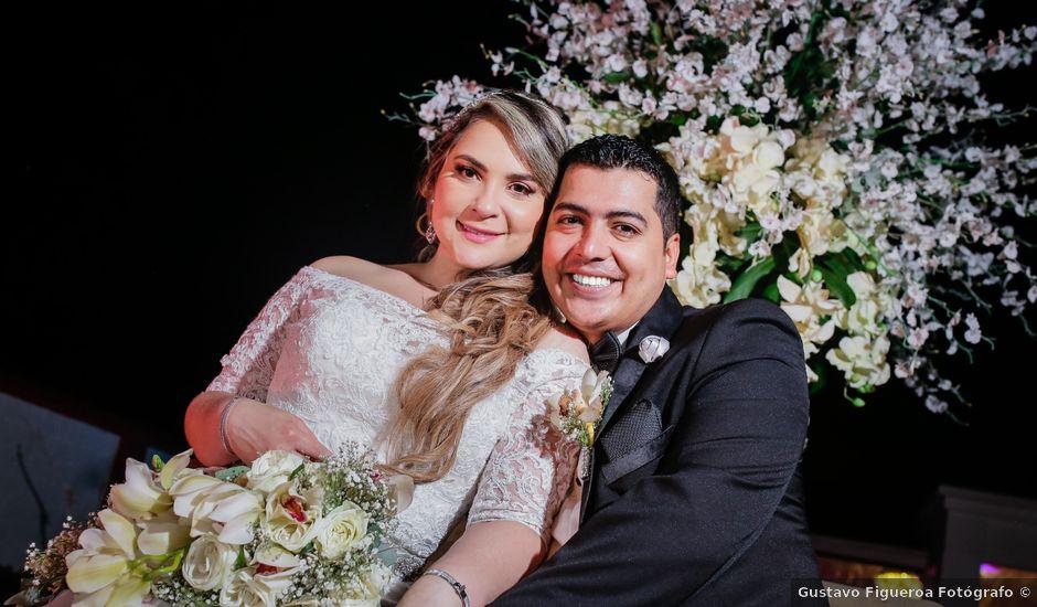 El matrimonio de Edisson y Viviana en Bucaramanga, Santander
