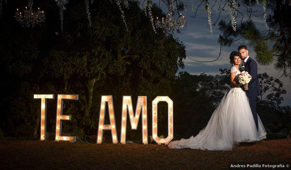 El matrimonio de Mathias y Yurani en Cali, Valle del Cauca