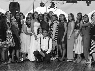 El matrimonio de Diana Medina y Ruben Riaño 1