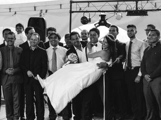 El matrimonio de Diana Medina y Ruben Riaño 2