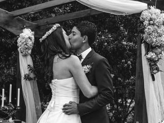 El matrimonio de Diana Medina y Ruben Riaño