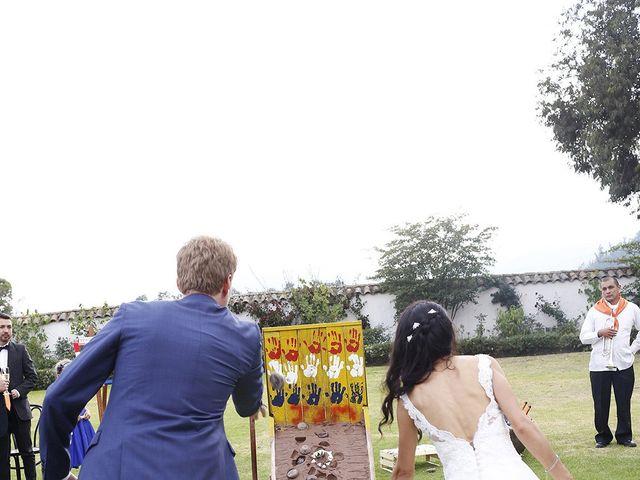 El matrimonio de Jan y Martha en Cajicá, Cundinamarca 80