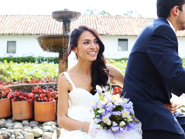 El matrimonio de Jan y Martha en Cajicá, Cundinamarca 44