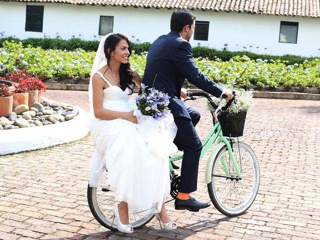 El matrimonio de Jan y Martha en Cajicá, Cundinamarca 45