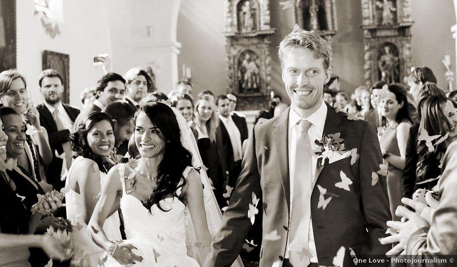El matrimonio de Jan y Martha en Cajicá, Cundinamarca