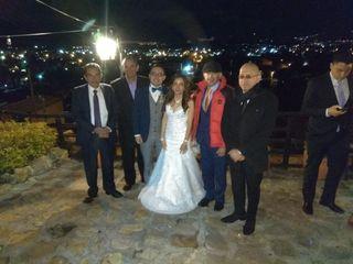 El matrimonio de Esteban Leonardo  y María Camila 1