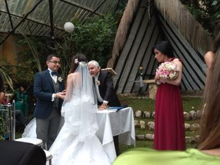 El matrimonio de Esteban Leonardo  y María Camila 3