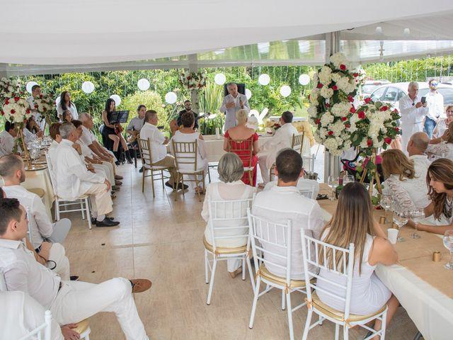 El matrimonio de John y Katherine en Pereira, Risaralda 8