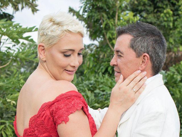 El matrimonio de John y Katherine en Pereira, Risaralda 11