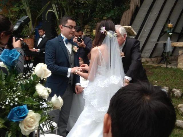 El matrimonio de Esteban Leonardo  y María Camila