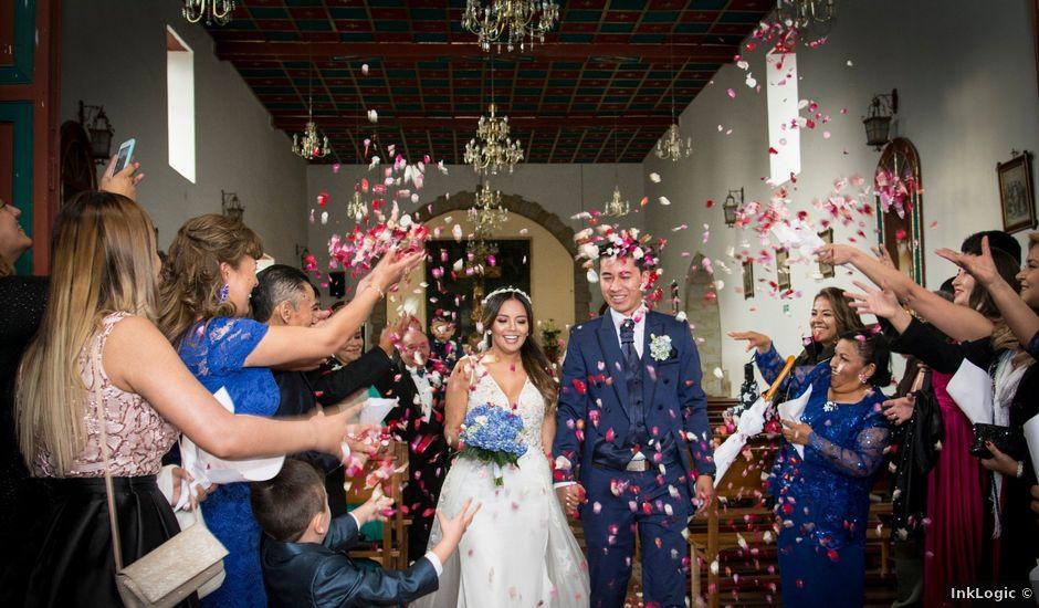 El matrimonio de Gabriel y Catalina en Cota, Cundinamarca