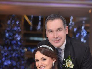 El matrimonio de Atalia y David 3