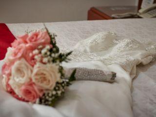 El matrimonio de Jennifer y Sebastián 2
