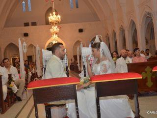 El matrimonio de JOHANA y GIOVANNY 2
