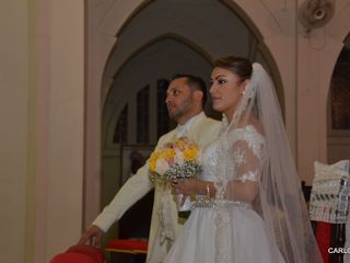 El matrimonio de JOHANA y GIOVANNY 3