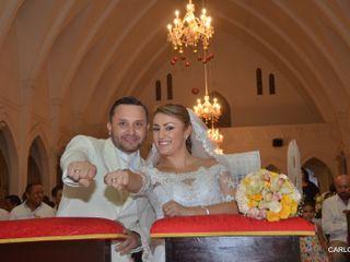El matrimonio de JOHANA y GIOVANNY