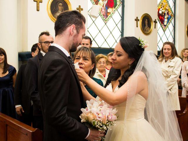 El matrimonio de Charles y Paula en Bogotá, Bogotá DC 2