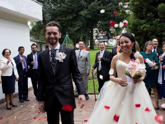 El matrimonio de Paula y Charles