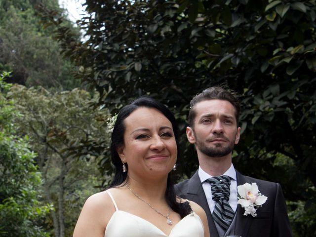 El matrimonio de Charles y Paula en Bogotá, Bogotá DC 7
