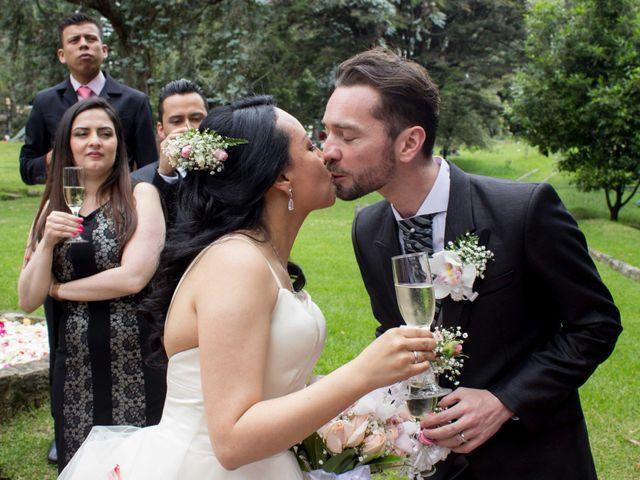El matrimonio de Charles y Paula en Bogotá, Bogotá DC 8