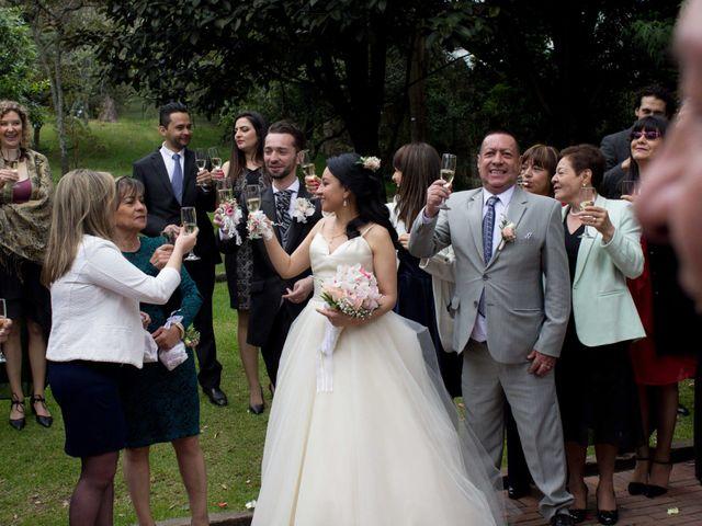 El matrimonio de Charles y Paula en Bogotá, Bogotá DC 10