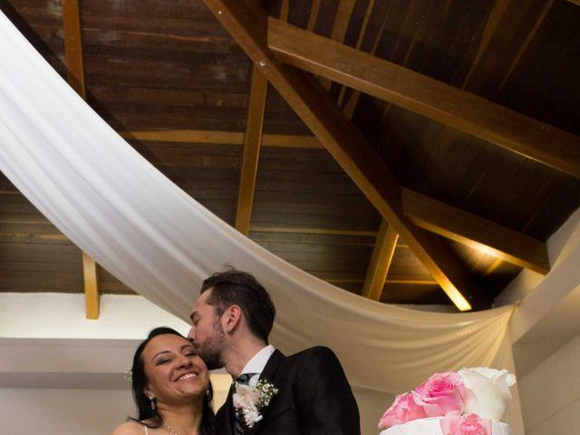 El matrimonio de Charles y Paula en Bogotá, Bogotá DC 11