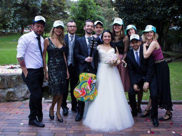 El matrimonio de Charles y Paula en Bogotá, Bogotá DC 14