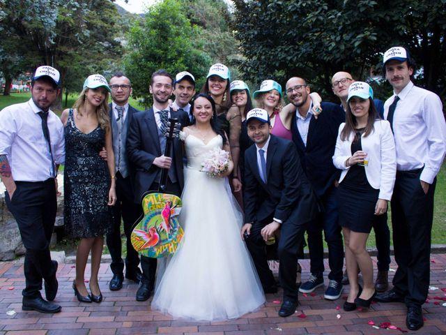 El matrimonio de Charles y Paula en Bogotá, Bogotá DC 15