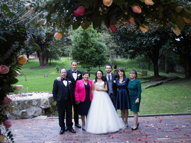 El matrimonio de Charles y Paula en Bogotá, Bogotá DC 17