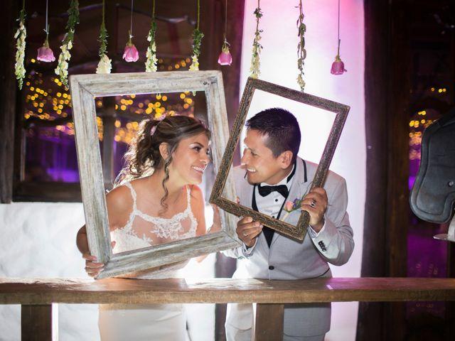 El matrimonio de Marleny y Cesar