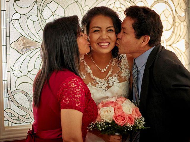 El matrimonio de Sebastián y Jennifer en Bucaramanga, Santander 11