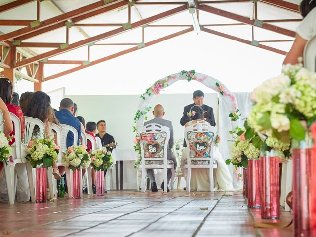 El matrimonio de Sebastián y Jennifer en Bucaramanga, Santander 12