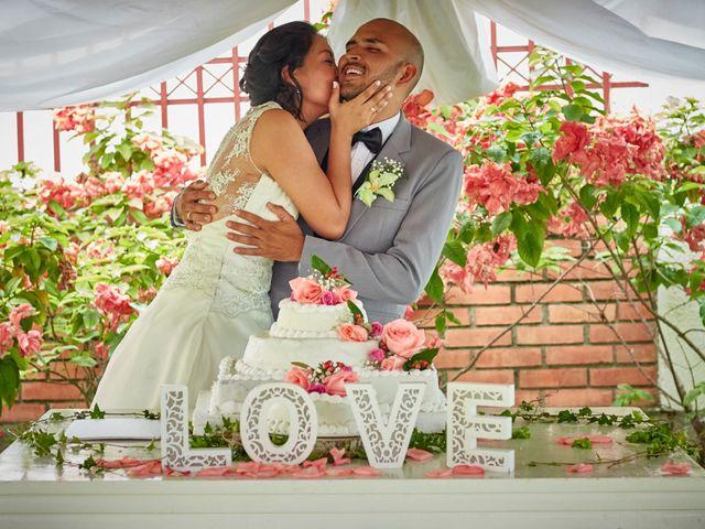El matrimonio de Sebastián y Jennifer en Bucaramanga, Santander 16