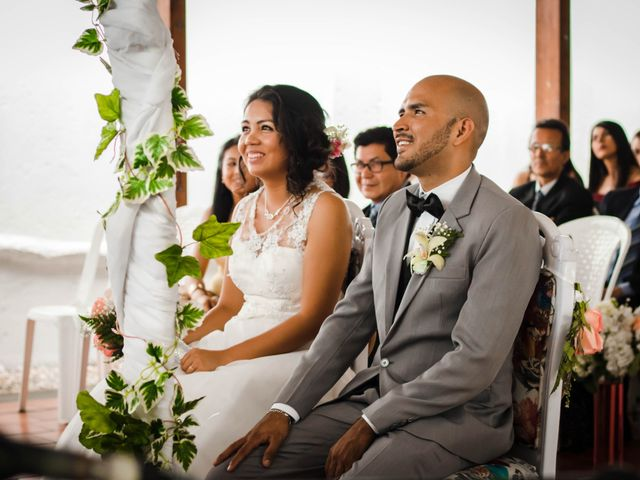 El matrimonio de Sebastián y Jennifer en Bucaramanga, Santander 17
