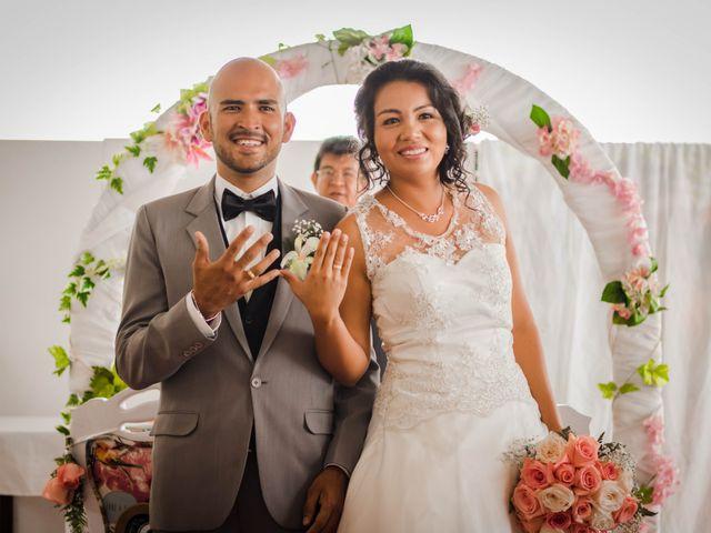 El matrimonio de Sebastián y Jennifer en Bucaramanga, Santander 20