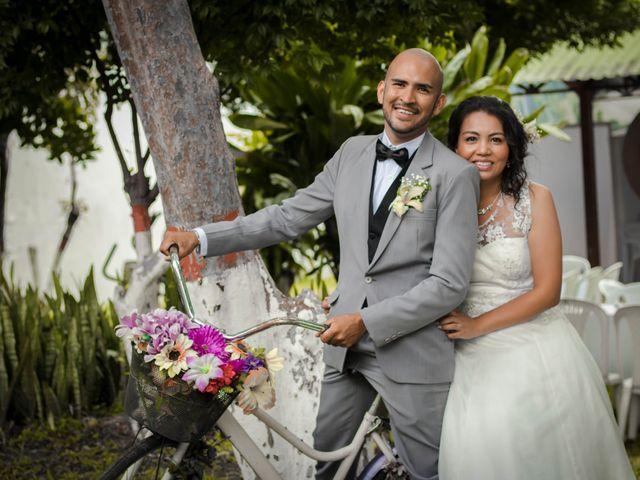 El matrimonio de Sebastián y Jennifer en Bucaramanga, Santander 21