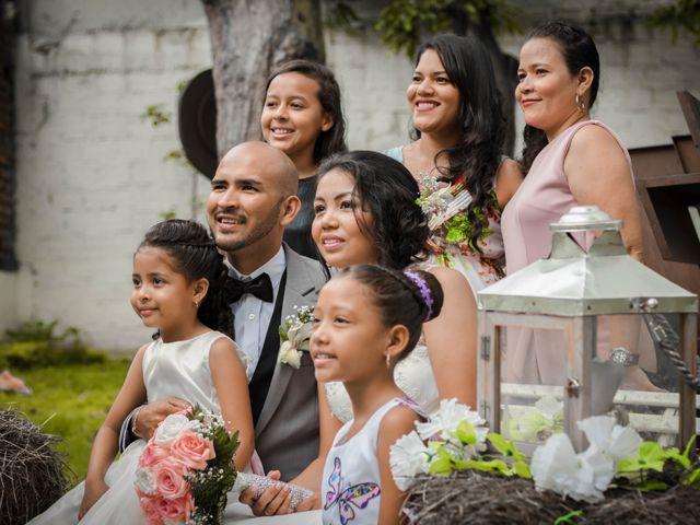 El matrimonio de Sebastián y Jennifer en Bucaramanga, Santander 22