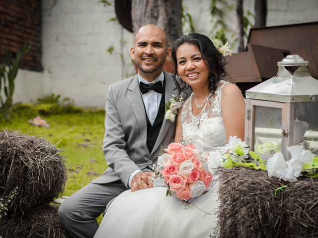 El matrimonio de Sebastián y Jennifer en Bucaramanga, Santander 23