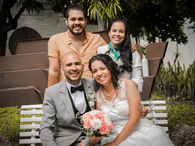 El matrimonio de Sebastián y Jennifer en Bucaramanga, Santander 25