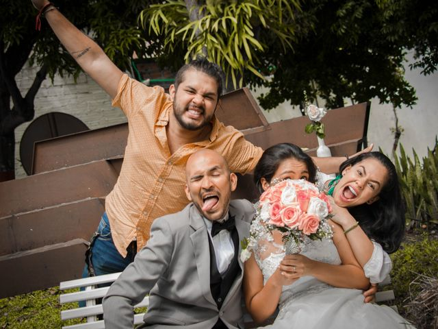 El matrimonio de Sebastián y Jennifer en Bucaramanga, Santander 26