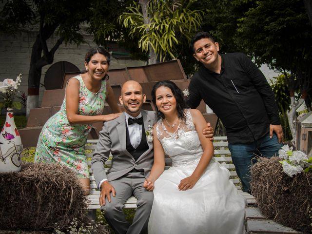 El matrimonio de Sebastián y Jennifer en Bucaramanga, Santander 27